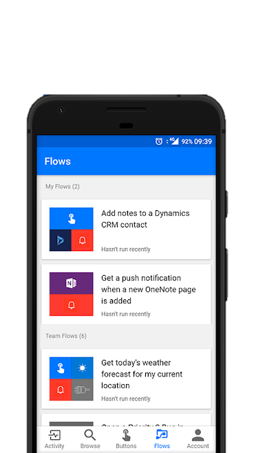 power automate mobile layout